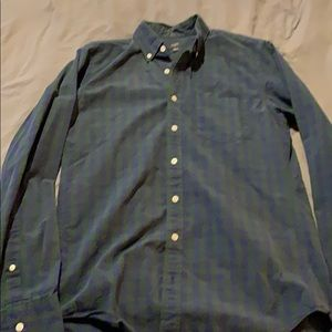 J Crew button up shirt S